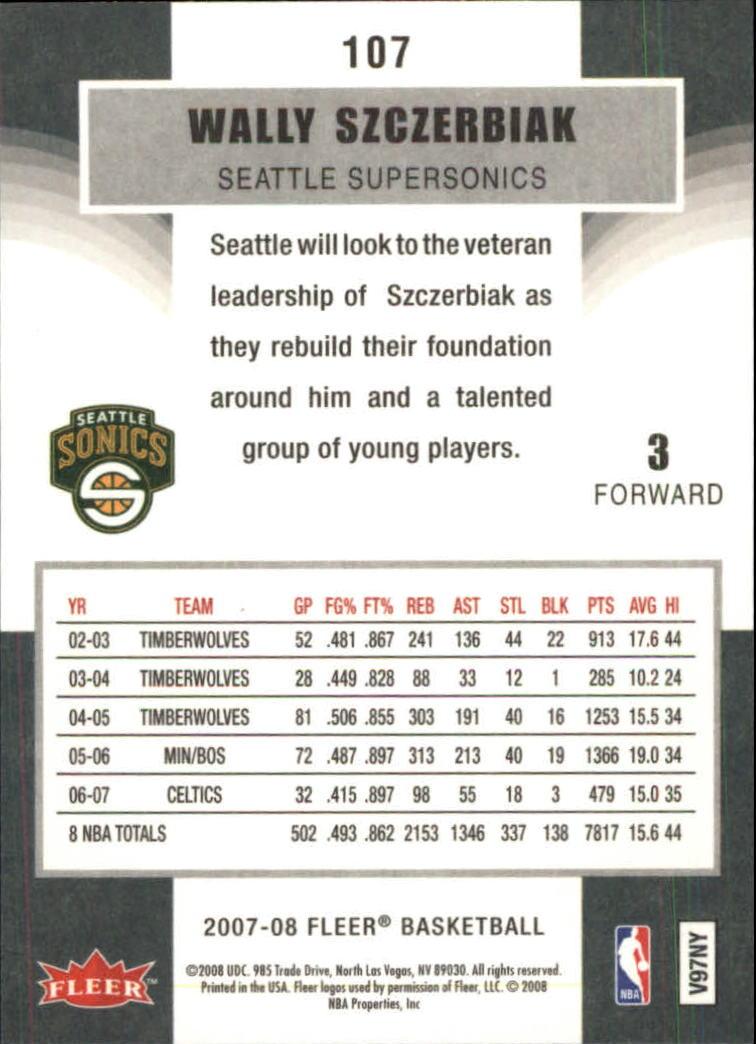 2007-08-Fleer-Basketball-Cards-Base-Set-Pick-From-List thumbnail 207
