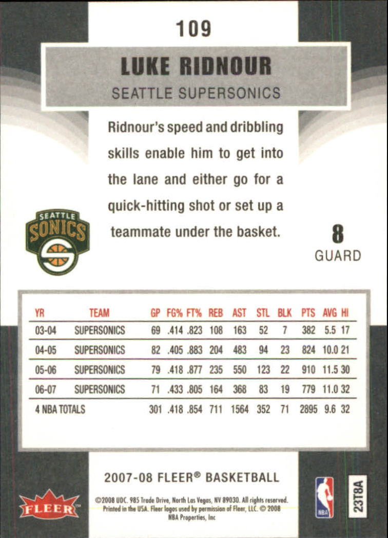 2007-08-Fleer-Basketball-Cards-Base-Set-Pick-From-List thumbnail 211