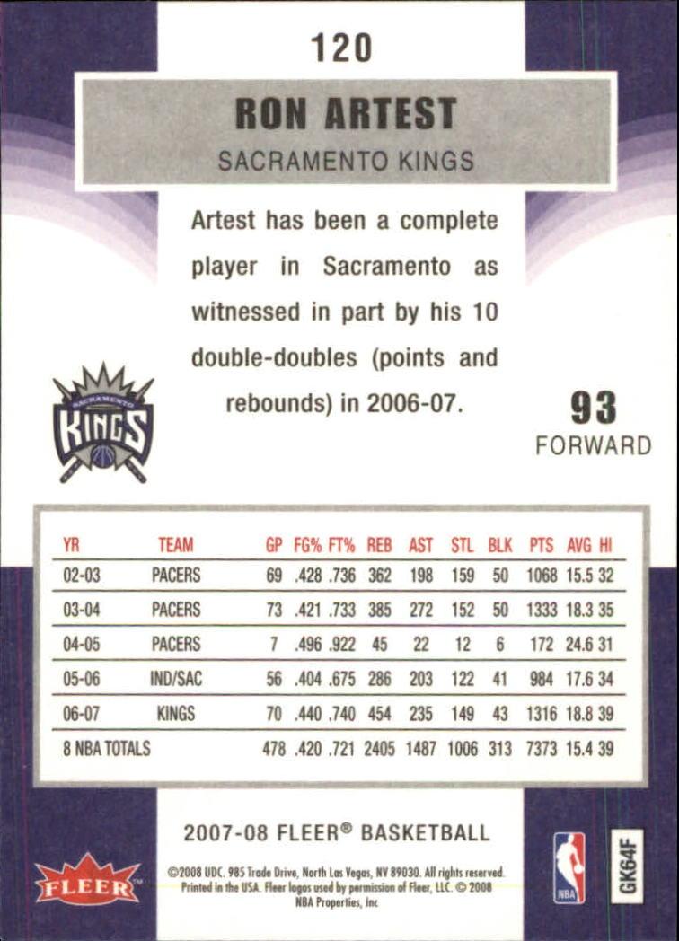 2007-08-Fleer-Basketball-Cards-Base-Set-Pick-From-List thumbnail 233