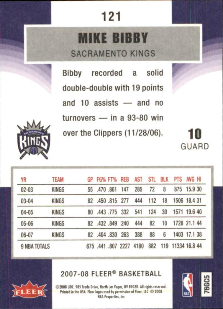 2007-08-Fleer-Basketball-Cards-Base-Set-Pick-From-List thumbnail 235