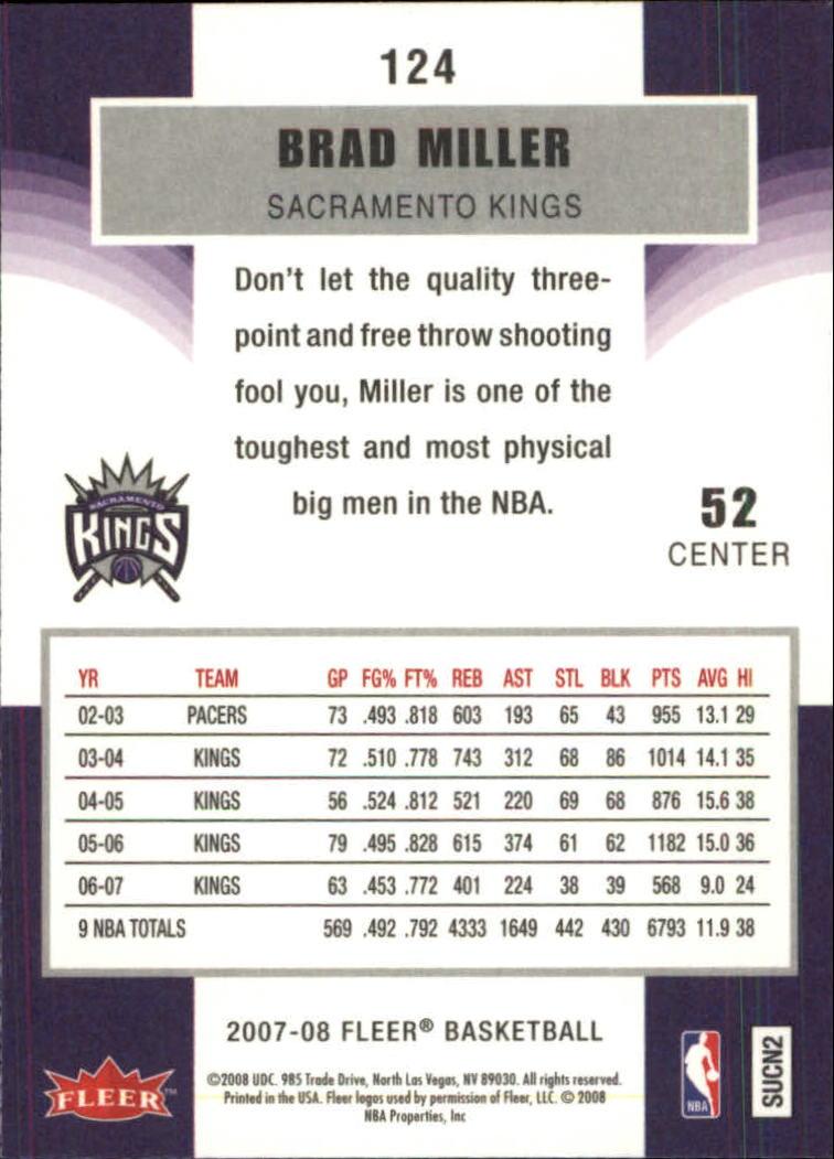 2007-08-Fleer-Basketball-Cards-Base-Set-Pick-From-List thumbnail 241