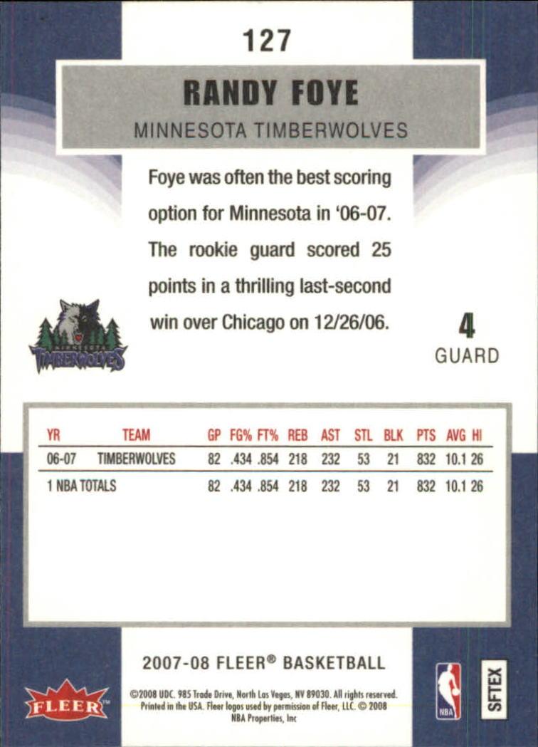 2007-08-Fleer-Basketball-Cards-Base-Set-Pick-From-List thumbnail 247