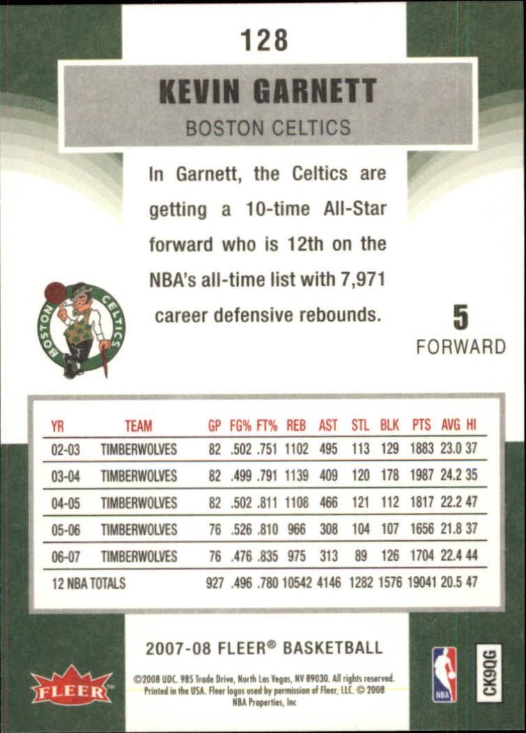 2007-08-Fleer-Basketball-Cards-Base-Set-Pick-From-List thumbnail 249