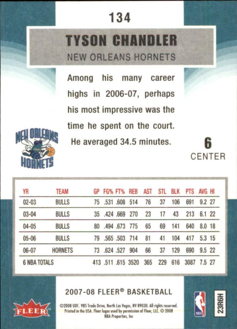2007-08-Fleer-Basketball-Cards-Base-Set-Pick-From-List thumbnail 261