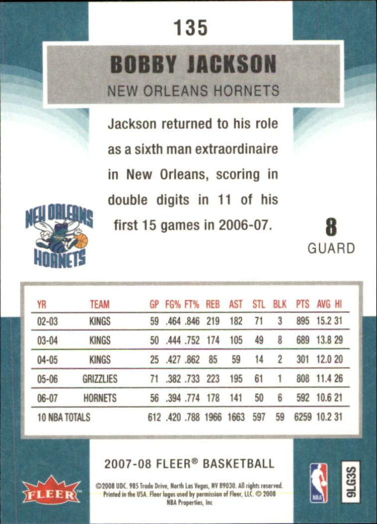 2007-08-Fleer-Basketball-Cards-Base-Set-Pick-From-List thumbnail 263