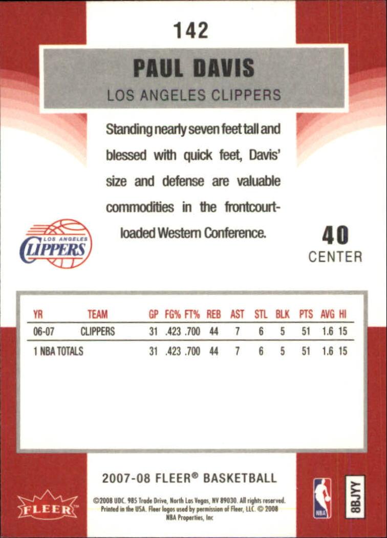 2007-08-Fleer-Basketball-Cards-Base-Set-Pick-From-List thumbnail 277