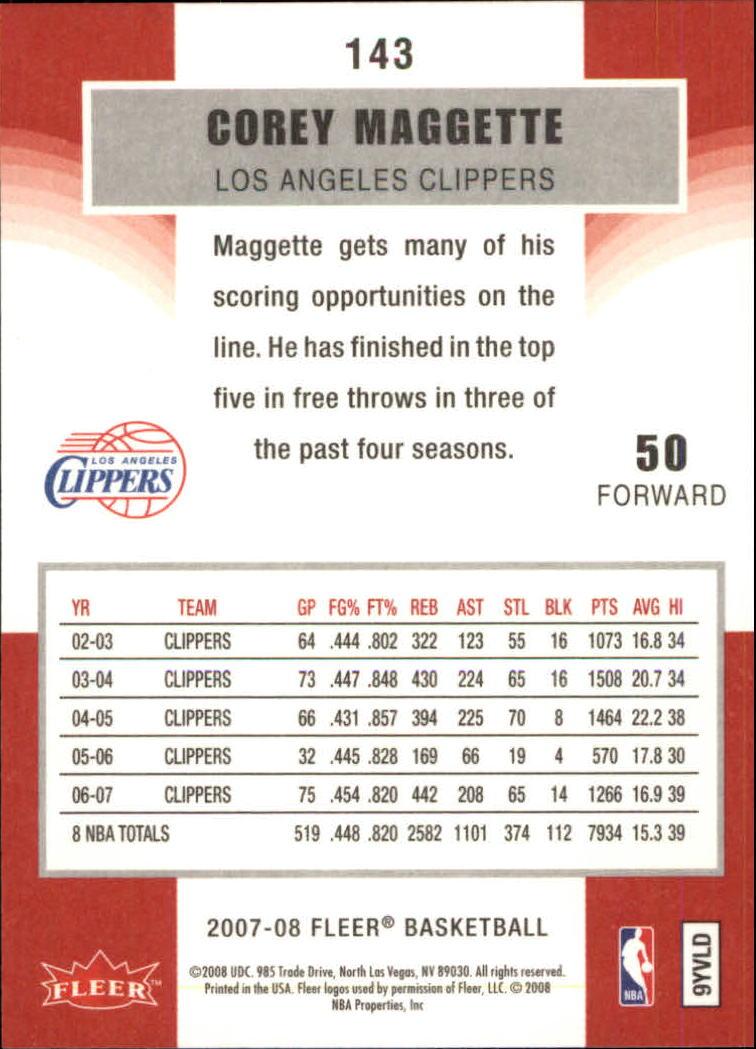 2007-08-Fleer-Basketball-Cards-Base-Set-Pick-From-List thumbnail 279