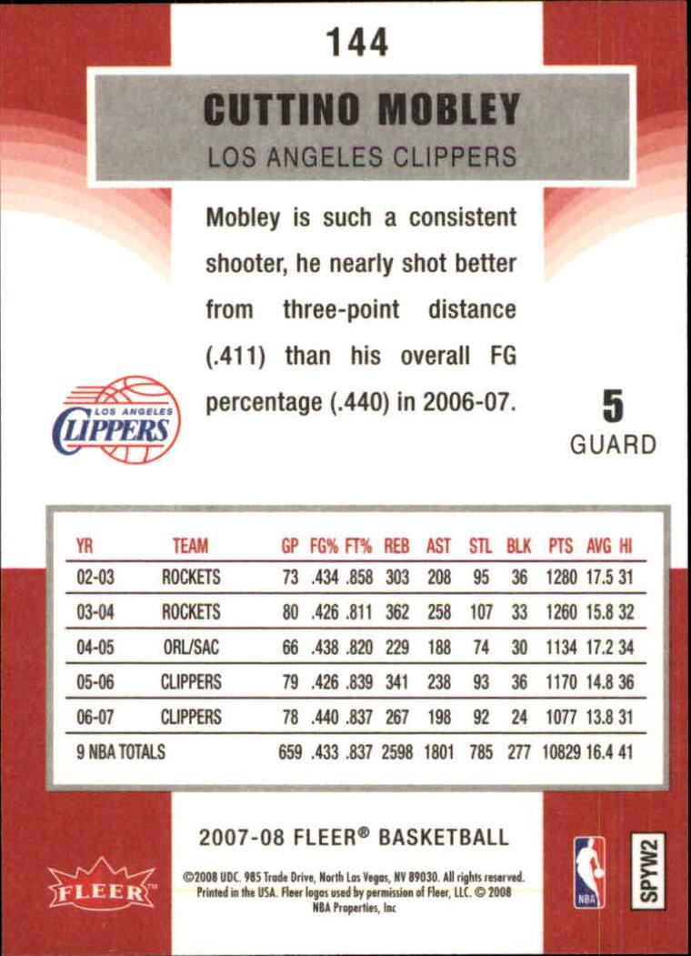 2007-08-Fleer-Basketball-Cards-Base-Set-Pick-From-List thumbnail 281