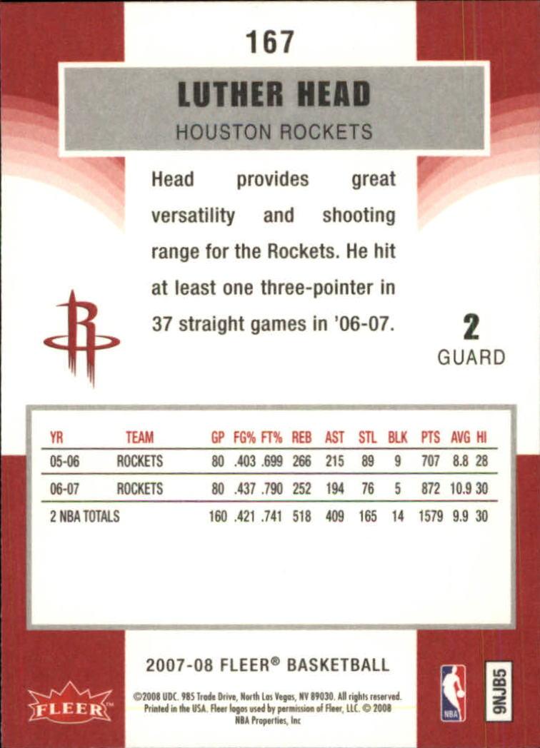 2007-08-Fleer-Basketball-Cards-Base-Set-Pick-From-List thumbnail 323