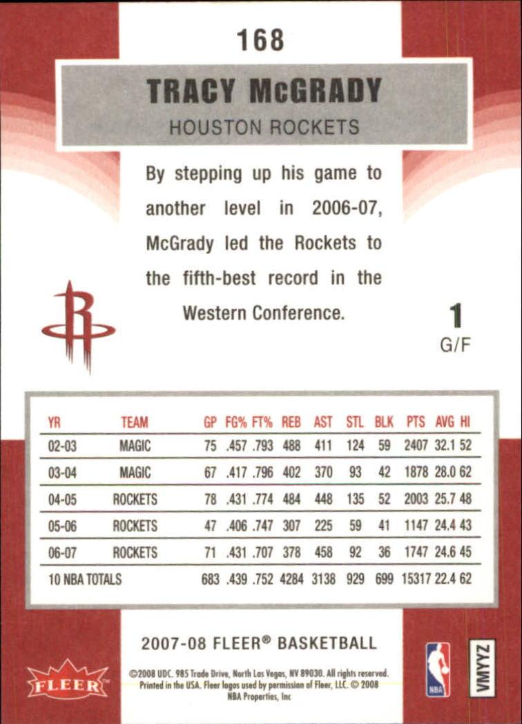 2007-08-Fleer-Basketball-Cards-Base-Set-Pick-From-List thumbnail 325