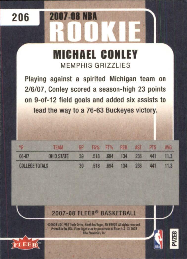2007-08-Fleer-Basketball-Cards-Base-Set-Pick-From-List thumbnail 397