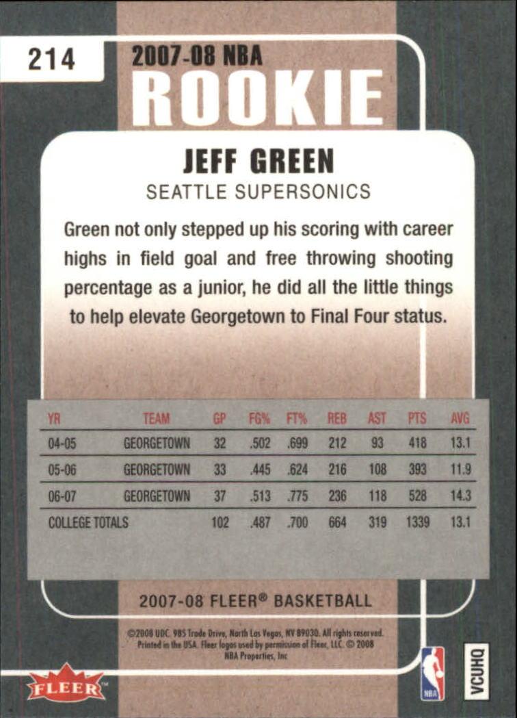 2007-08-Fleer-Basketball-Cards-Base-Set-Pick-From-List thumbnail 401