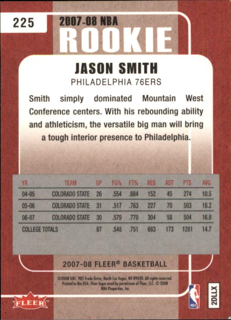 2007-08-Fleer-Basketball-Cards-Base-Set-Pick-From-List thumbnail 411