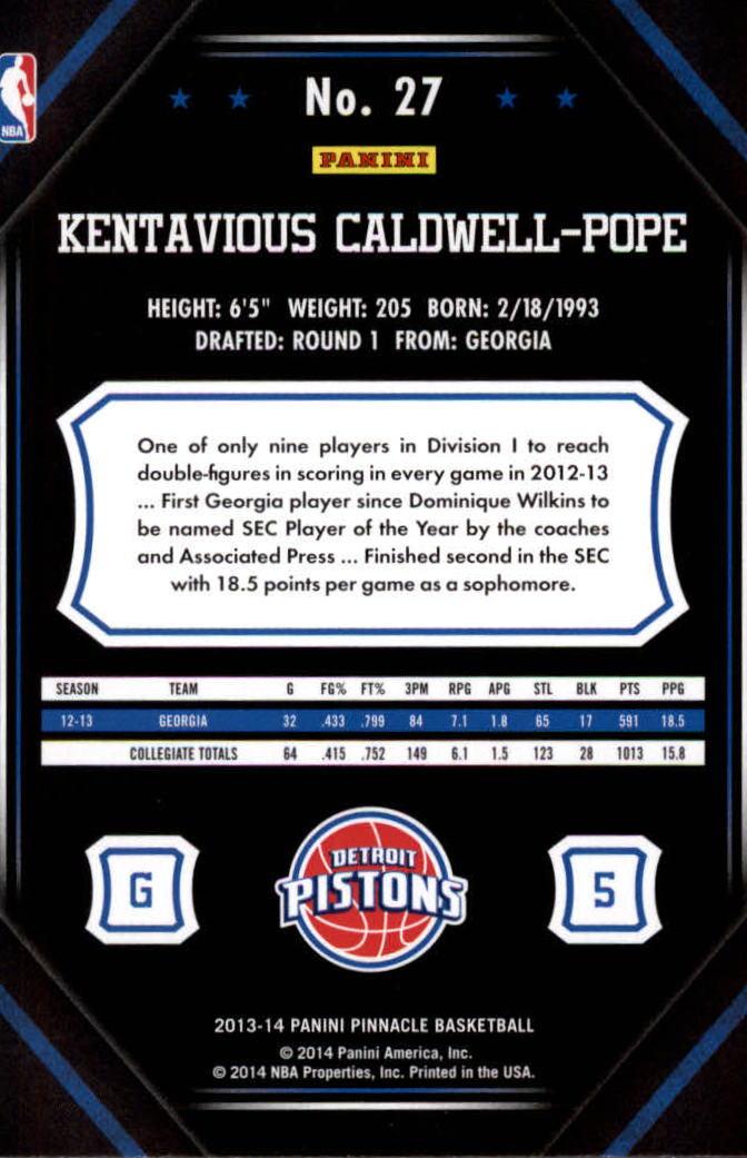 2013-14-Pinnacle-Bk-Card-s-1-150-Rookies-A2853-You-Pick-10-FREE-SHIP thumbnail 47