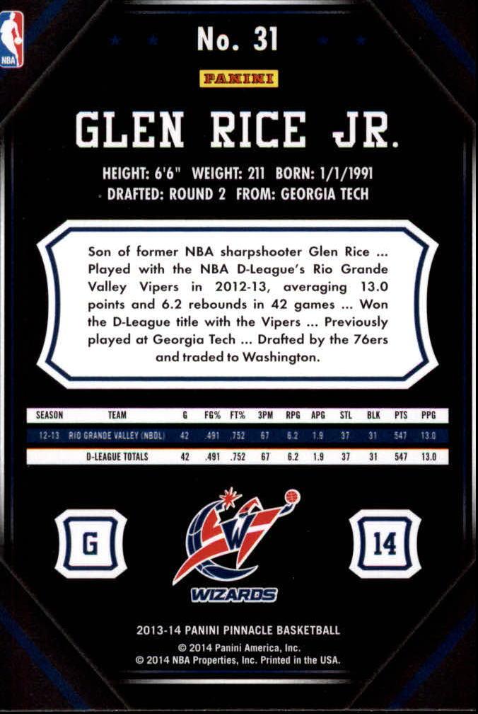 2013-14-Pinnacle-Bk-Card-s-1-150-Rookies-A2853-You-Pick-10-FREE-SHIP thumbnail 55