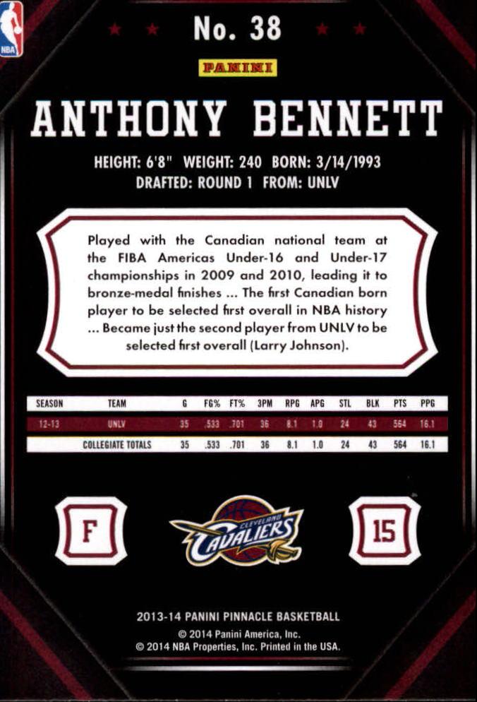 2013-14-Pinnacle-Bk-Card-s-1-150-Rookies-A2853-You-Pick-10-FREE-SHIP thumbnail 69
