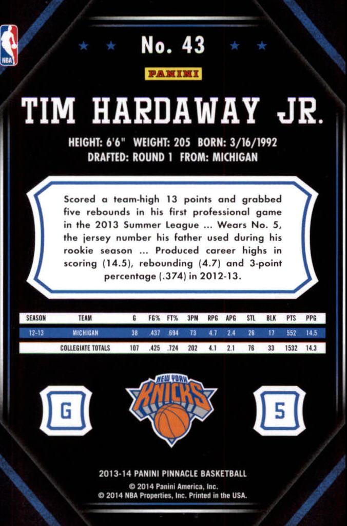 2013-14-Pinnacle-Bk-Card-s-1-150-Rookies-A2853-You-Pick-10-FREE-SHIP thumbnail 79