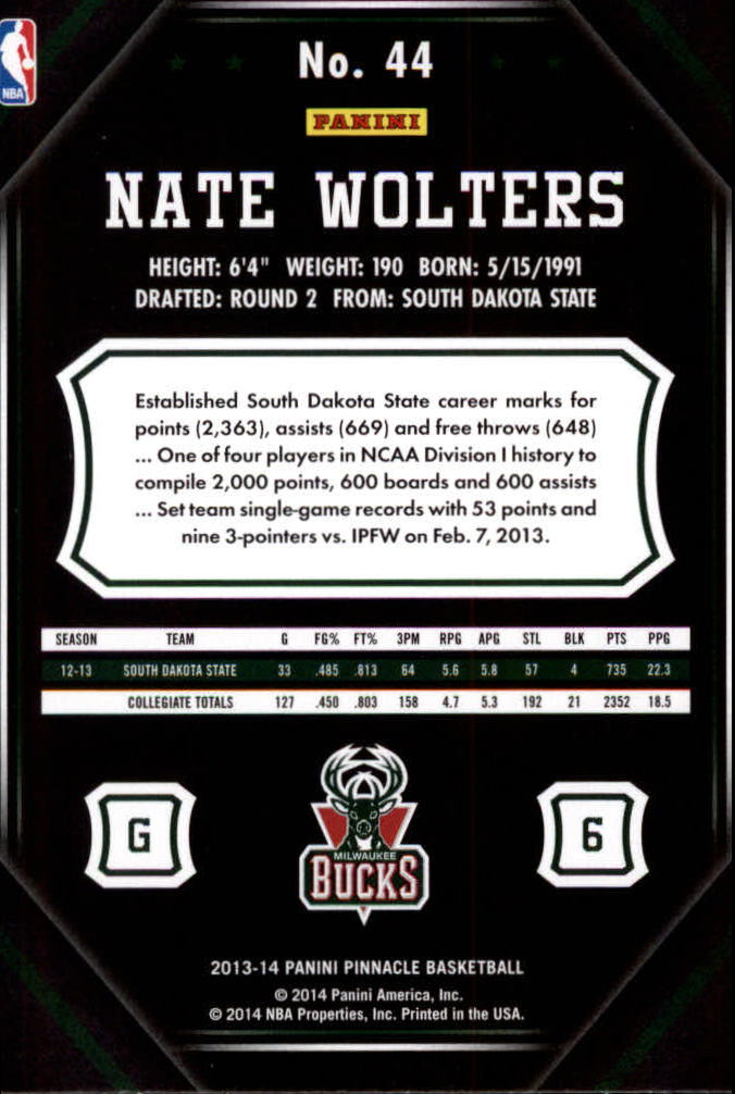 2013-14-Pinnacle-Bk-Card-s-1-150-Rookies-A2853-You-Pick-10-FREE-SHIP thumbnail 81
