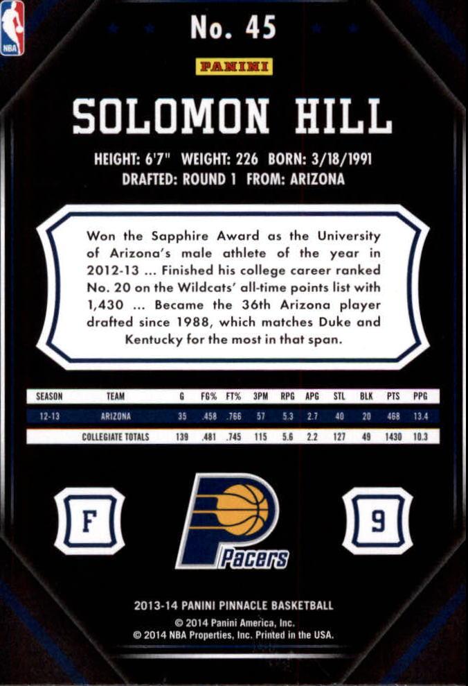 2013-14-Pinnacle-Bk-Card-s-1-150-Rookies-A2853-You-Pick-10-FREE-SHIP thumbnail 83