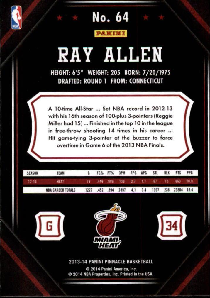 2013-14-Pinnacle-Bk-Card-s-1-150-Rookies-A2853-You-Pick-10-FREE-SHIP thumbnail 121