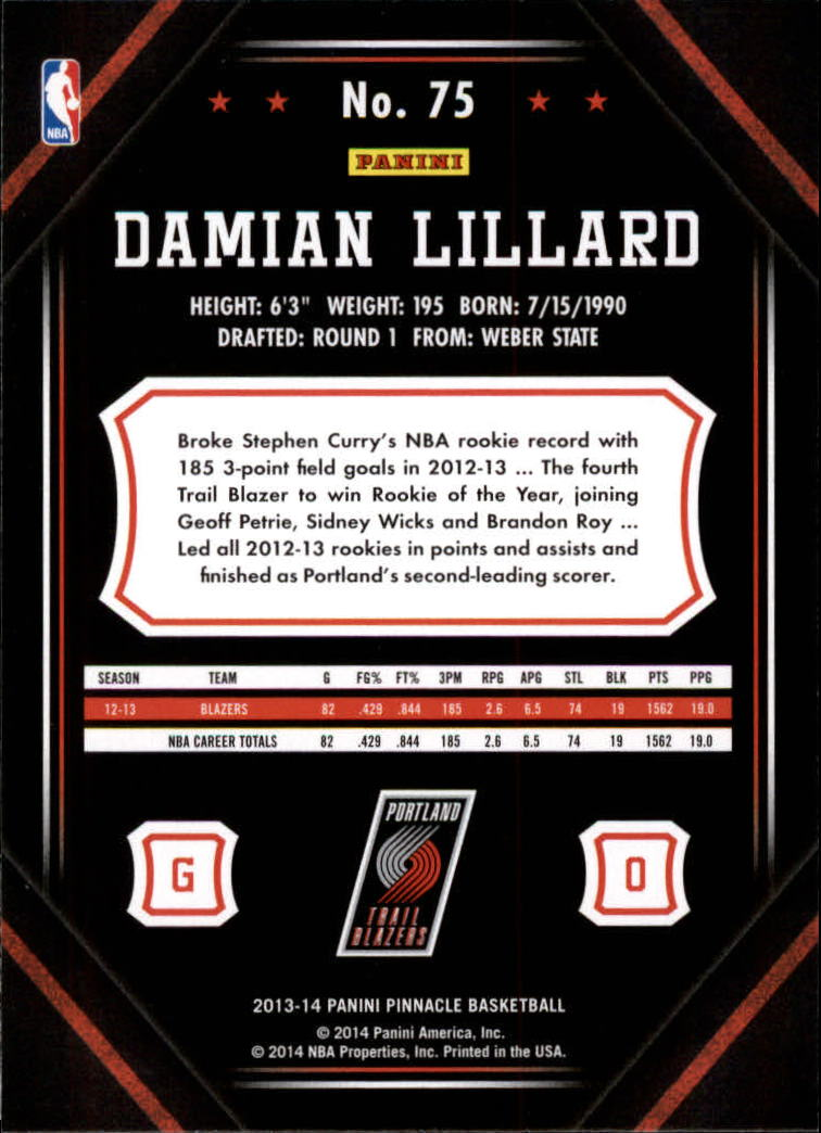 2013-14-Pinnacle-Bk-Card-s-1-150-Rookies-A2853-You-Pick-10-FREE-SHIP thumbnail 141