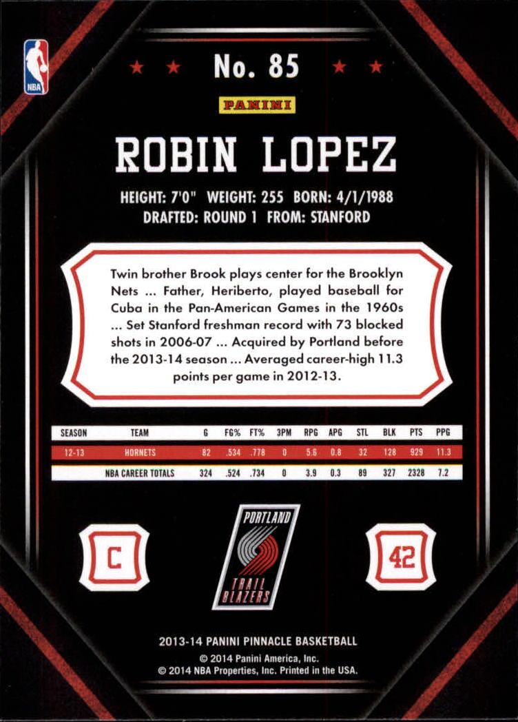 2013-14-Pinnacle-Bk-Card-s-1-150-Rookies-A2853-You-Pick-10-FREE-SHIP thumbnail 161
