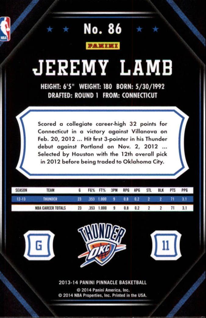 2013-14-Pinnacle-Bk-Card-s-1-150-Rookies-A2853-You-Pick-10-FREE-SHIP thumbnail 163