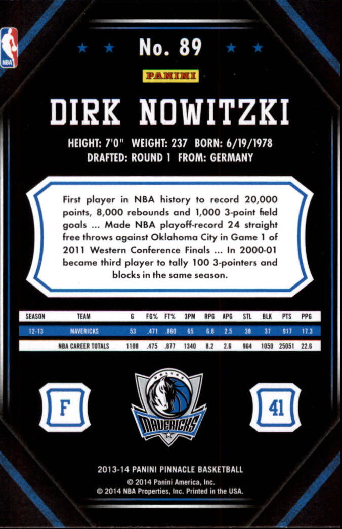 2013-14-Pinnacle-Bk-Card-s-1-150-Rookies-A2853-You-Pick-10-FREE-SHIP thumbnail 169