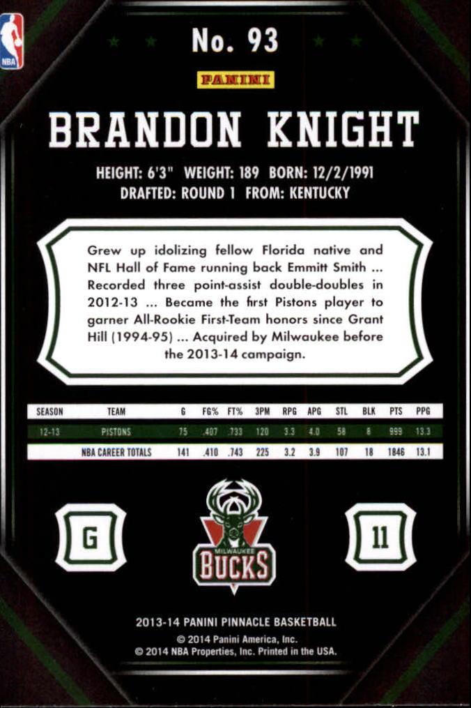 2013-14-Pinnacle-Bk-Card-s-1-150-Rookies-A2853-You-Pick-10-FREE-SHIP thumbnail 177