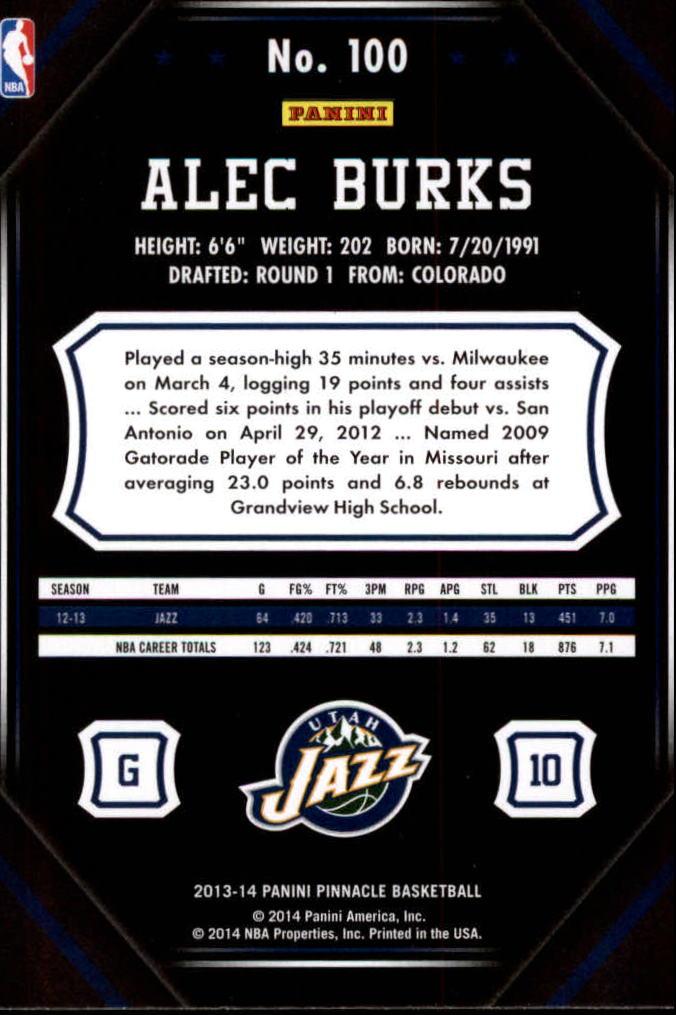 2013-14-Pinnacle-Bk-Card-s-1-150-Rookies-A2853-You-Pick-10-FREE-SHIP thumbnail 191