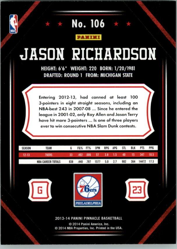 2013-14-Pinnacle-Bk-Card-s-1-150-Rookies-A2853-You-Pick-10-FREE-SHIP thumbnail 203