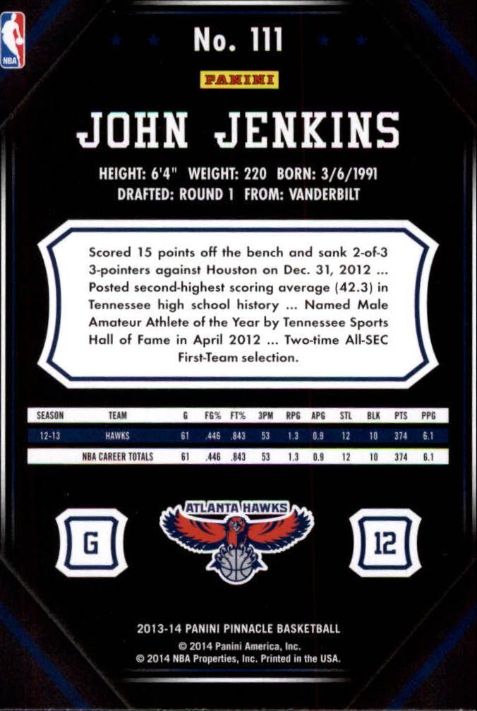 2013-14-Pinnacle-Bk-Card-s-1-150-Rookies-A2853-You-Pick-10-FREE-SHIP thumbnail 209