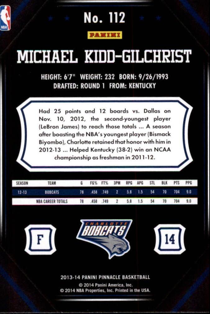 2013-14-Pinnacle-Bk-Card-s-1-150-Rookies-A2853-You-Pick-10-FREE-SHIP thumbnail 211