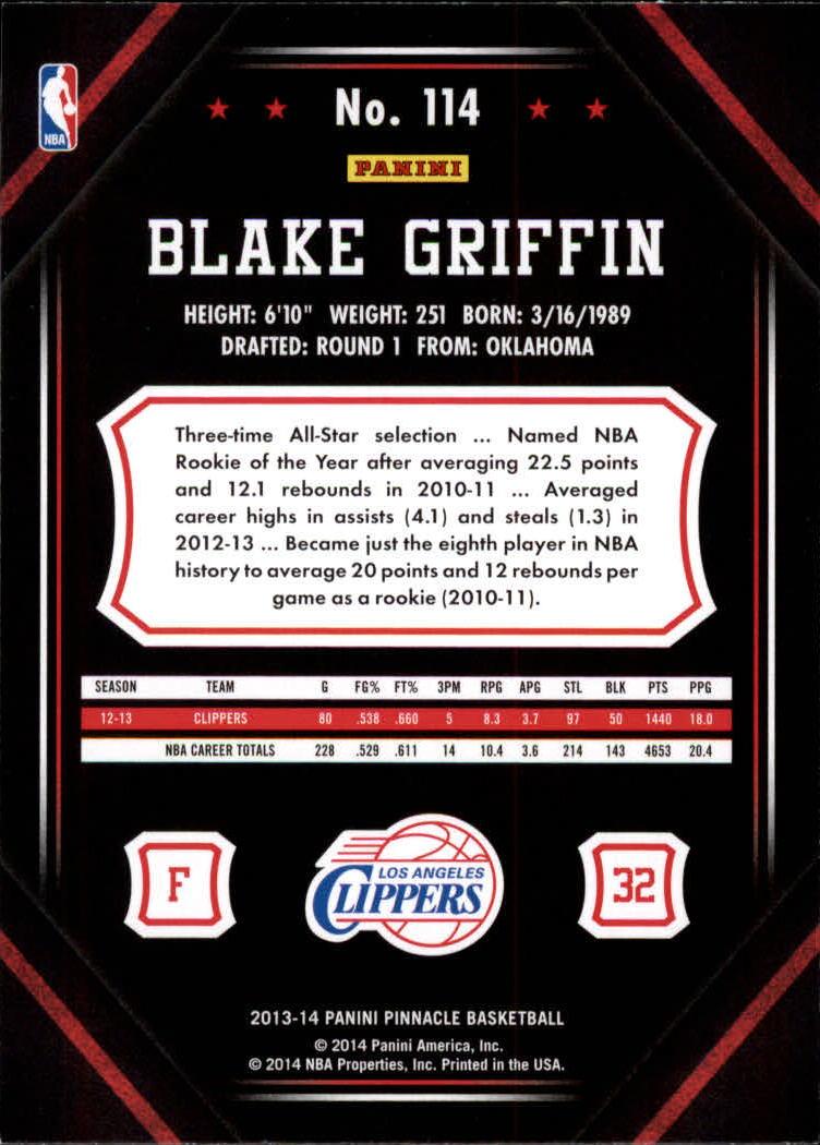 2013-14-Pinnacle-Bk-Card-s-1-150-Rookies-A2853-You-Pick-10-FREE-SHIP thumbnail 215