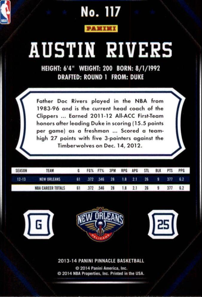 2013-14-Pinnacle-Bk-Card-s-1-150-Rookies-A2853-You-Pick-10-FREE-SHIP thumbnail 219
