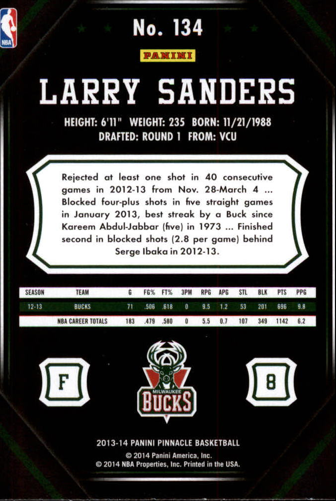 2013-14-Pinnacle-Bk-Card-s-1-150-Rookies-A2853-You-Pick-10-FREE-SHIP thumbnail 247