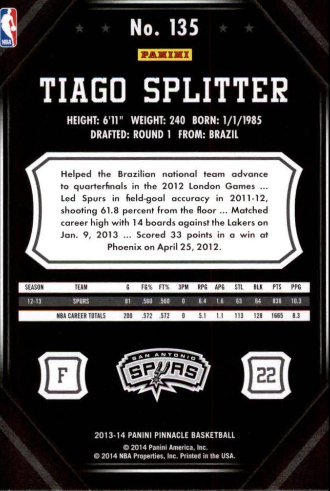 2013-14-Pinnacle-Bk-Card-s-1-150-Rookies-A2853-You-Pick-10-FREE-SHIP thumbnail 249