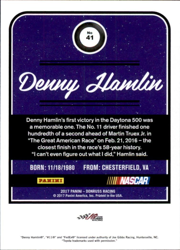 2017-Donruss-Racing-s-1-189-RCs-Inserts-A2404-You-Pick-10-FREE-SHIP thumbnail 23