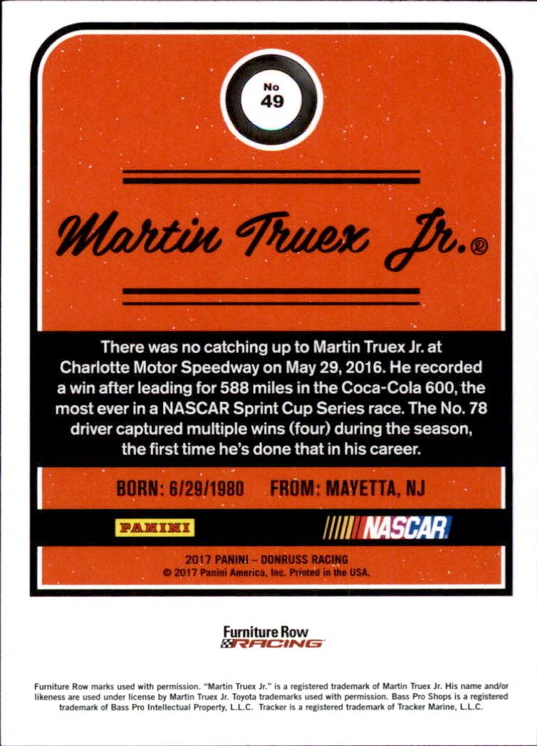2017-Donruss-Racing-s-1-189-RCs-Inserts-A2404-You-Pick-10-FREE-SHIP thumbnail 39