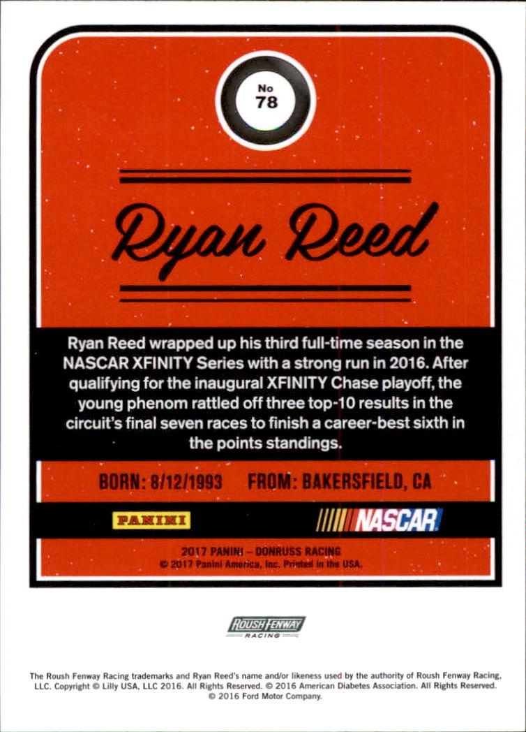 2017-Donruss-Racing-s-1-189-RCs-Inserts-A2404-You-Pick-10-FREE-SHIP thumbnail 97