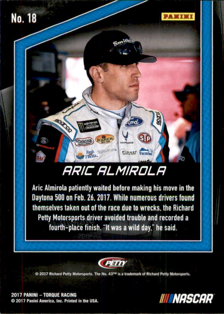 2017-Panini-Torque-Racing-Card-Pick thumbnail 23