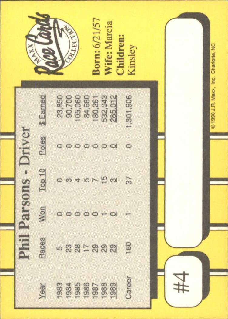 1990-Maxx-Auto-Racing-Cards-1-200-Rookies-A2695-You-Pick-10-FREE-SHIP thumbnail 9