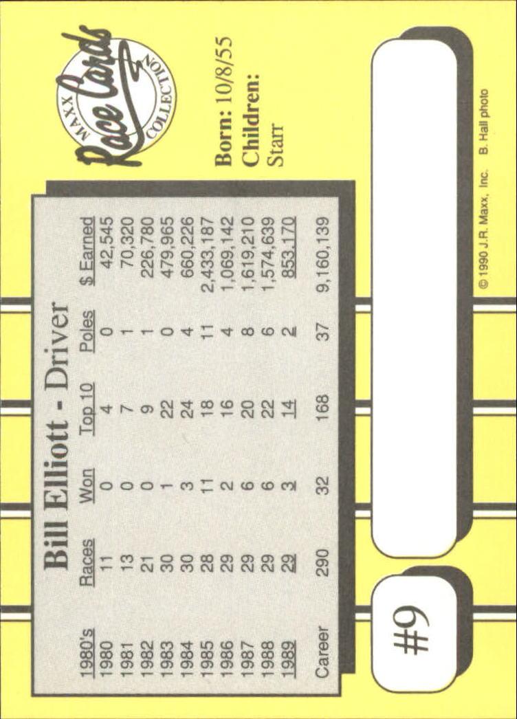 1990-Maxx-Auto-Racing-Cards-1-200-Rookies-A2695-You-Pick-10-FREE-SHIP thumbnail 19