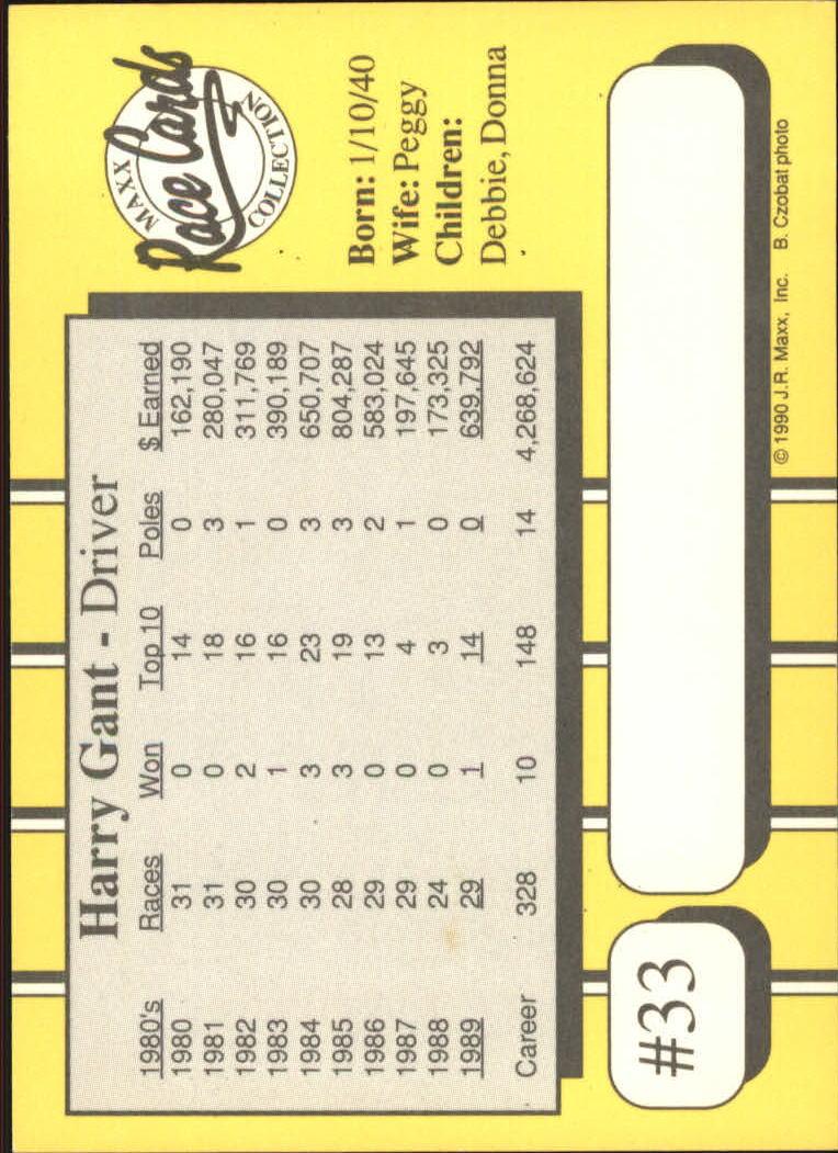1990-Maxx-Auto-Racing-Cards-1-200-Rookies-A2695-You-Pick-10-FREE-SHIP thumbnail 67
