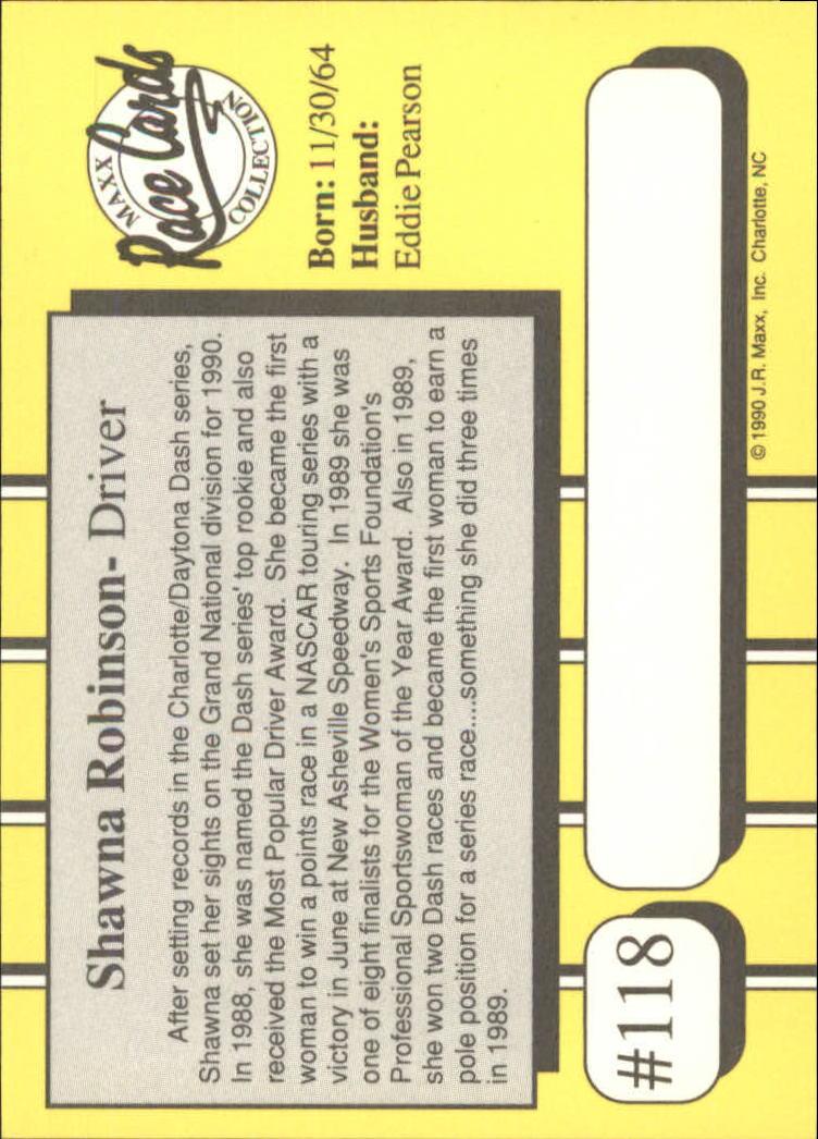 1990-Maxx-Auto-Racing-Cards-1-200-Rookies-A2695-You-Pick-10-FREE-SHIP thumbnail 237
