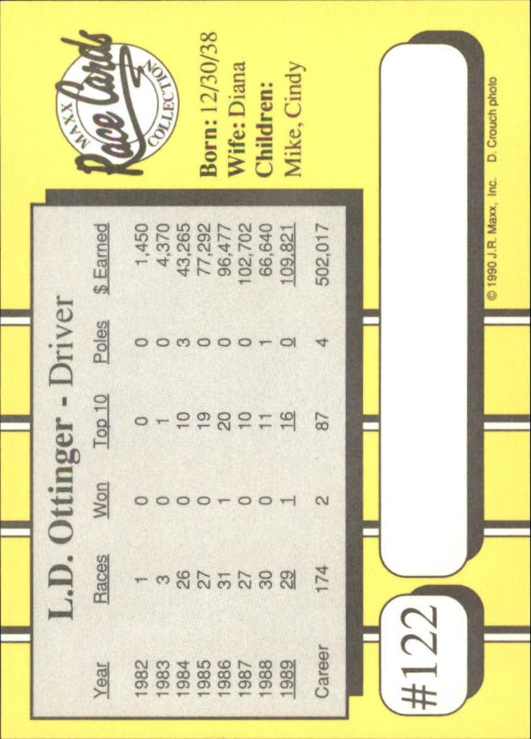 1990-Maxx-Auto-Racing-Cards-1-200-Rookies-A2695-You-Pick-10-FREE-SHIP thumbnail 247
