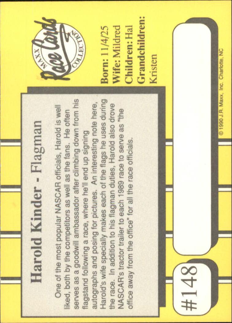 1990-Maxx-Auto-Racing-Cards-1-200-Rookies-A2695-You-Pick-10-FREE-SHIP thumbnail 295