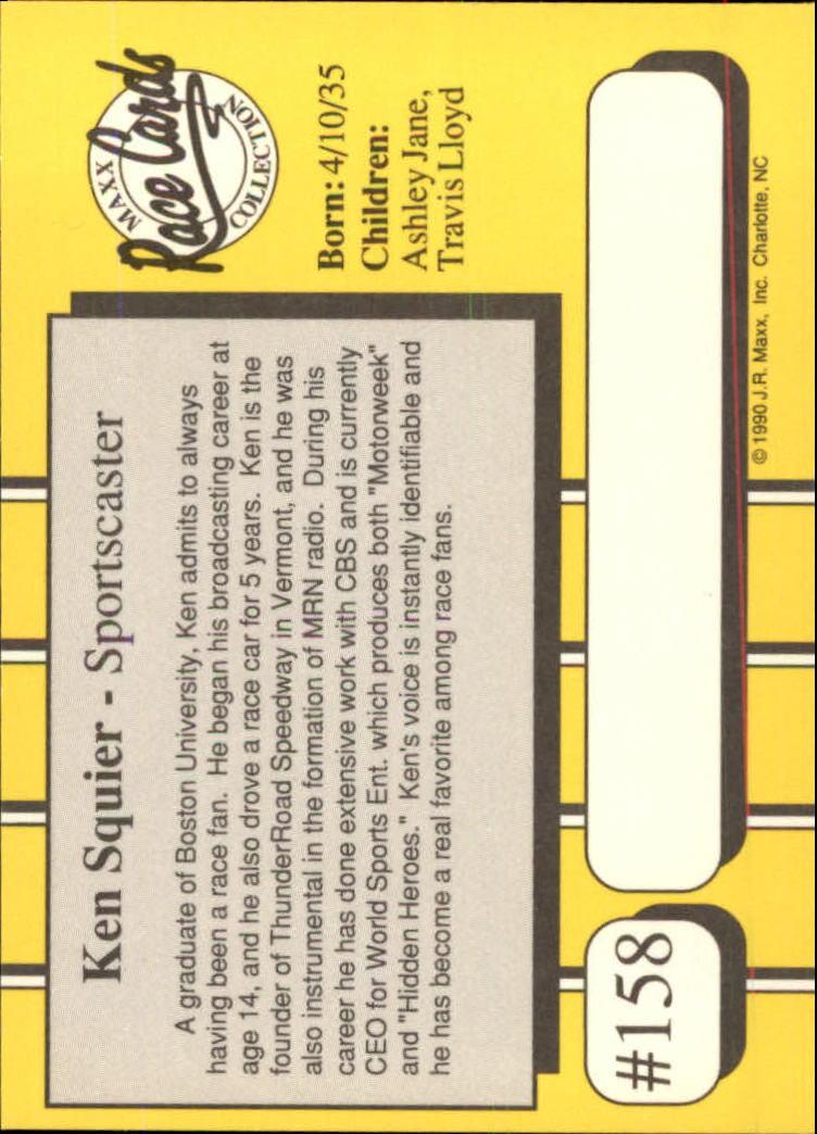 1990-Maxx-Auto-Racing-Cards-1-200-Rookies-A2695-You-Pick-10-FREE-SHIP thumbnail 315