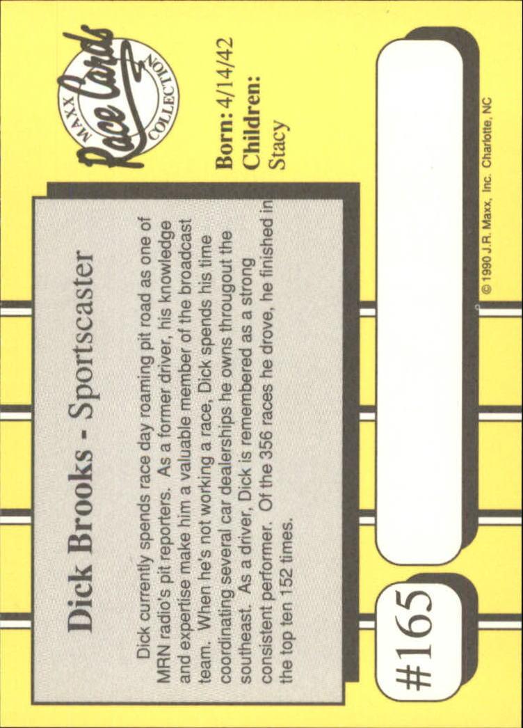 1990-Maxx-Auto-Racing-Cards-1-200-Rookies-A2695-You-Pick-10-FREE-SHIP thumbnail 329