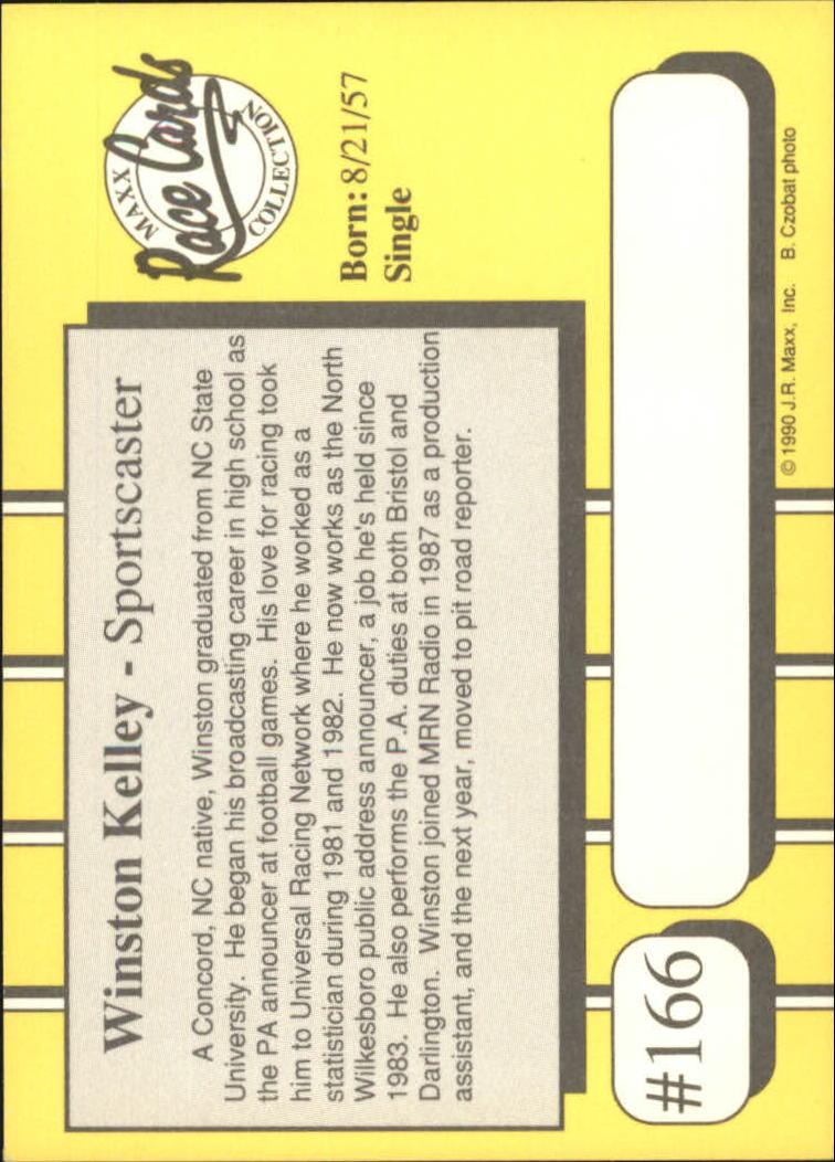 1990-Maxx-Auto-Racing-Cards-1-200-Rookies-A2695-You-Pick-10-FREE-SHIP thumbnail 331